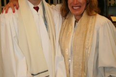 Confirmation at Shavuot Services - May 26, 2012