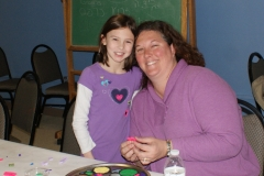 Passover Seder plate making