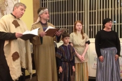 Shabbat March 15, 2013 - Aufruf and Book of Ruth