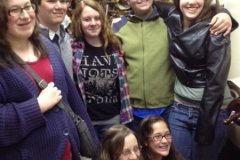 Sunday March 18, 2012 - Confirmation Class Trip to Matzoh Factory