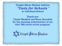 TSS Tools For Schools Social Action Event